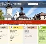 Web - Město Jablonné v Podještědí
